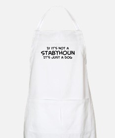 If it's not a Stabyhoun BBQ Apron