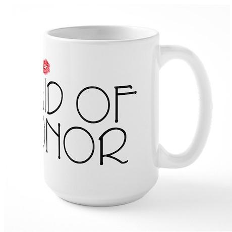 Maid of Honor Large Mug