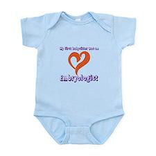 Embryologist Infant Bodysuit