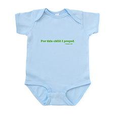 1 Samuel 1:27 Infant Bodysuit