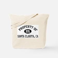 Property of Santa Clarita Tote Bag