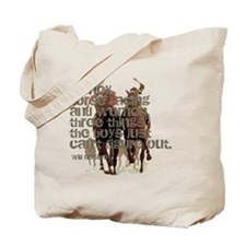 Will Rogers Horse Racing Quot Tote Bag