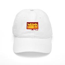 Hell Hath Cable TV Baseball Cap