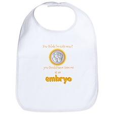 Cute IVF Embryo Bib