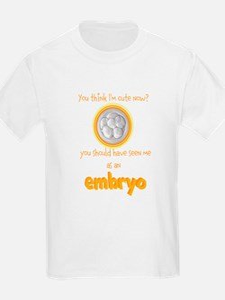 Cute IVF Embryo T-Shirt