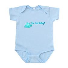 Ice Baby (FET) Infant Bodysuit