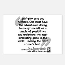 Fosdick Best Quote Postcards (Package of 8)