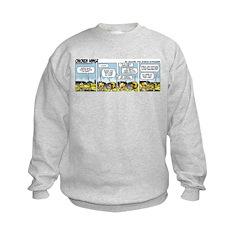 0587 - Chuck meets the ... Sweatshirt