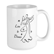 Live to Dance Mug