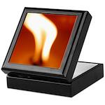 Fire Keepsake Box