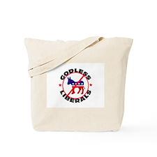 DEFEAT THEM Tote Bag