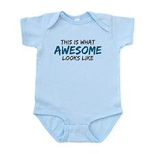 Awesome Looks Like Infant Bodysuit