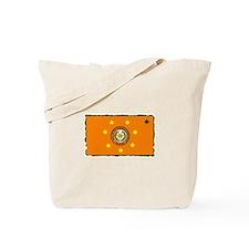 Cherokee Nation Flag Tote Bag