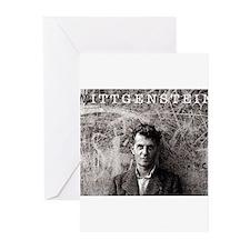 Wittgenstein Greeting Cards (Pk of 20)