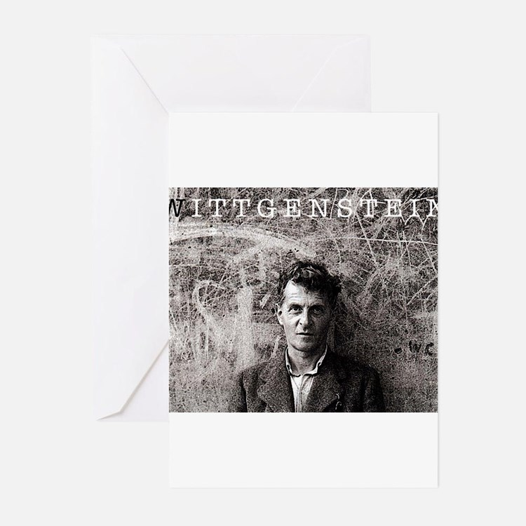 Wittgenstein Greeting Cards (Pk of 10)