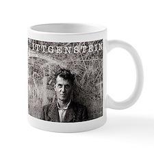 Wittgenstein Small Mug
