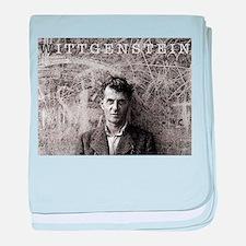 Wittgenstein baby blanket