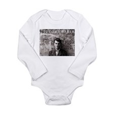 Wittgenstein Long Sleeve Infant Bodysuit