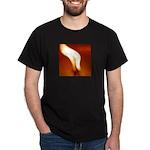 Fire Black T-Shirt