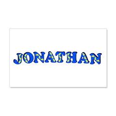 Jonathan 22x14 Wall Peel