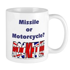 Missle or Motorcycle? Mug