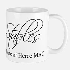 Jay Stables - Home of Heroe M Mug
