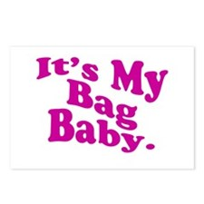 It's My Bag Baby. Postcards (Package of 8)