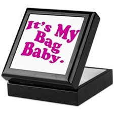 It's My Bag Baby. Keepsake Box