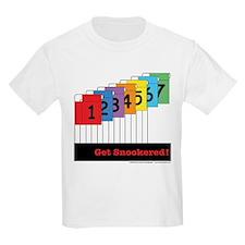 Get Snookered Kids T-Shirt