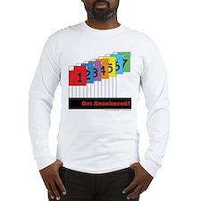 Get Snookered Long Sleeve T-Shirt