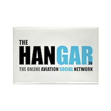 The Hangar - Rectangle Magnet