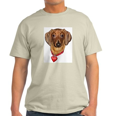Lucy Ash Grey T-Shirt
