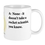 Aerospace engineer Small Mugs (11 oz)