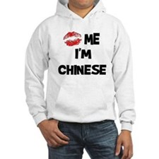 Kiss Me I'm Chinese Jumper Hoody