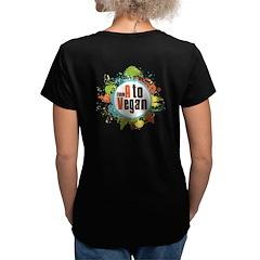 Vegan World Shirt