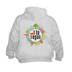 Vegan World Hoodie