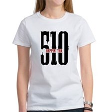 REPPIN THE 510 Tee