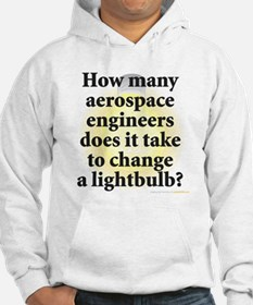 Aerospace Engineer Hoodie