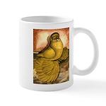 Yellow English Trumpeter Mug
