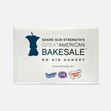 Great American Bake Sale Rectangle Magnet