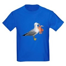 Seagull & Crab T