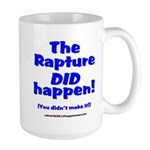 The Rapture Large Mug