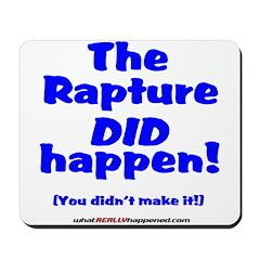 The Rapture Mousepad