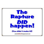 The Rapture Banner