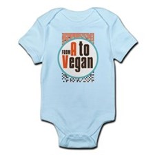 Vegan Dots Infant Bodysuit