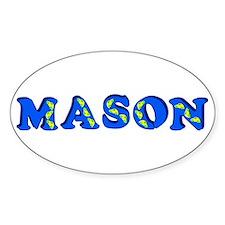 Mason Decal
