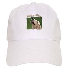 Golden Mom Baseball Cap