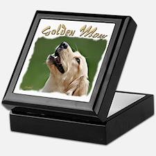 Golden Mom Keepsake Box