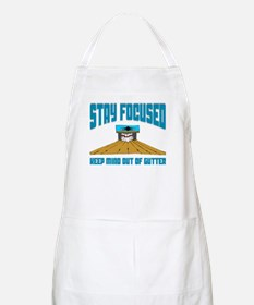 Bowling Keep Mind Out of Gutter Apron
