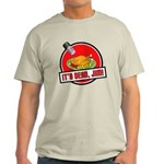 It's Dead Jim Light T-Shirt